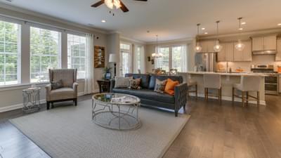 Chesapeake Homes -  Highgate Great Room