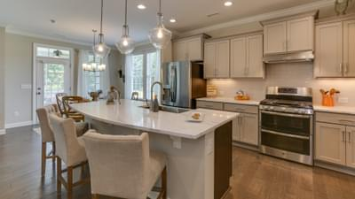 Chesapeake Homes -  Highgate Kitchen