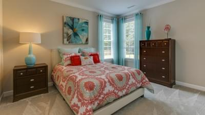 Chesapeake Homes -  Highgate Guest Suite