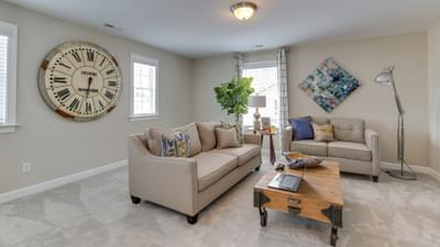 Chesapeake Homes -  Highgate Media Room