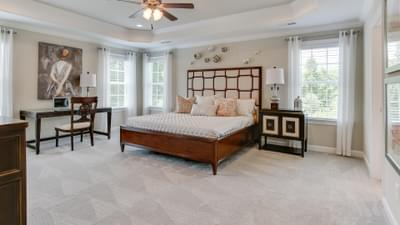 Chesapeake Homes -  Highgate Owner's Suite