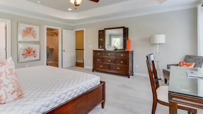 Chesapeake Homes -  Highgate Owner's Suite
