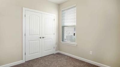 Chesapeake Homes -  The Seaspray Bedroom