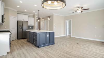 Chesapeake Homes -  The Seaspray Kitchen