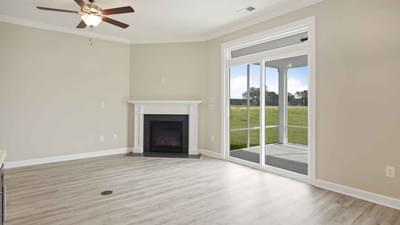 Chesapeake Homes -  The Seaspray Great Room