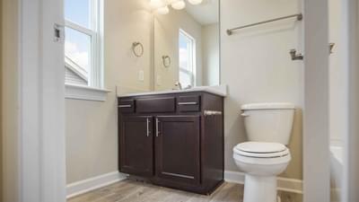 Chesapeake Homes -  The Seaspray Bathroom