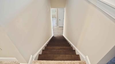 Chesapeake Homes -  The Seaspray Stairs