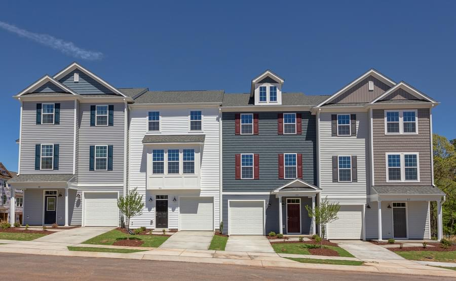 The Haydn New Home in Morrisville, NC