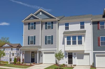 Chesapeake Homes -  Myers Point Exterior