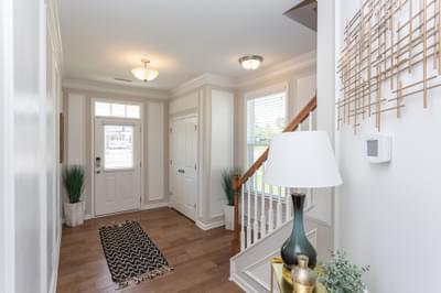 Chesapeake Homes -  Myers Point Foyer