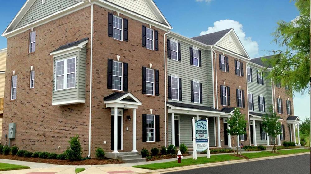 1,710sf New Home in Hampton, VA
