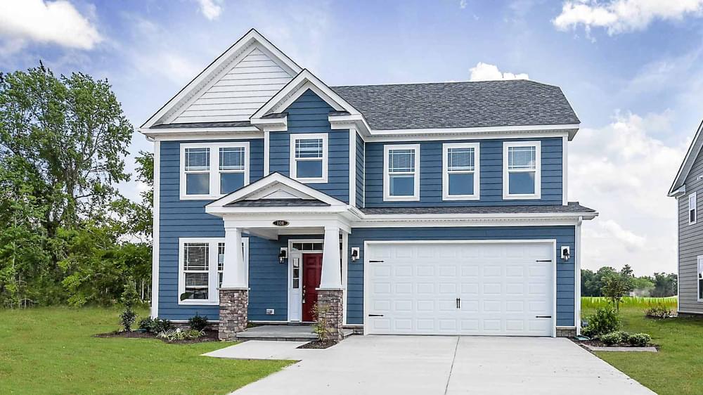 2,803sf New Home in Suffolk, VA