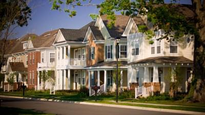 New Port – Single Family Homes