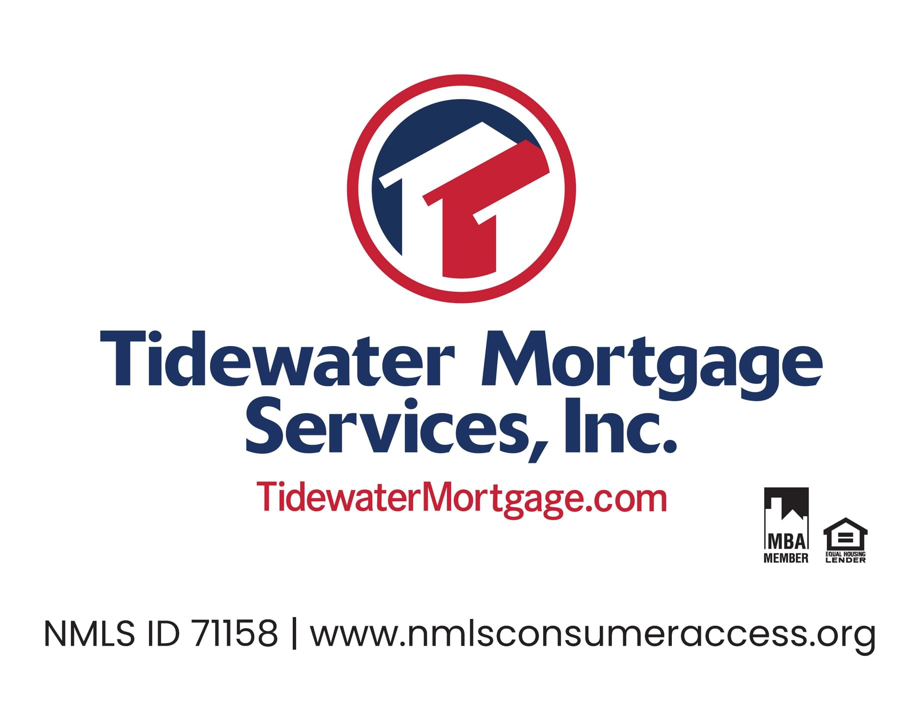 Why Tidewater Mortgage Services?