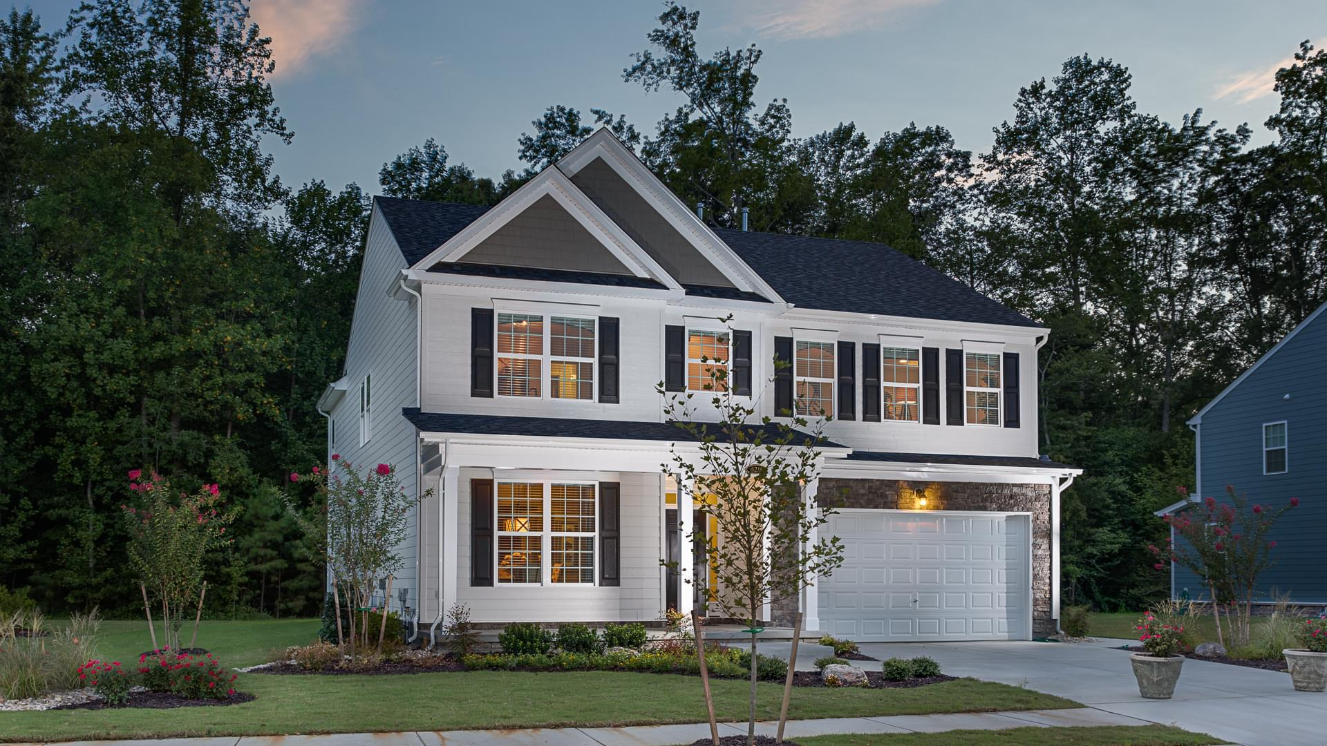 Chesapeake Homes Exterior