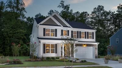 Chesapeake Homes -  The Arietta Exterior