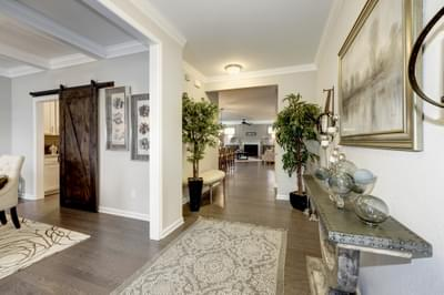 Chesapeake Homes -  The Arietta Foyer