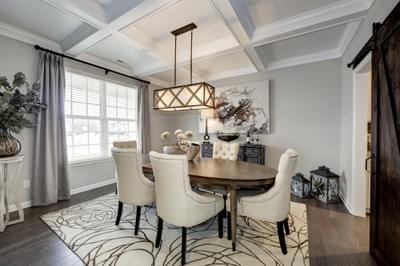 Chesapeake Homes -  The Arietta Dining Room