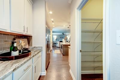 Chesapeake Homes -  The Arietta Butler's Pantry