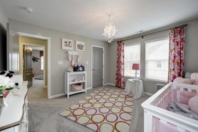 Chesapeake Homes -  The Arietta Bedroom 3