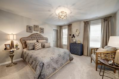 Chesapeake Homes -  The Arietta Bedroom 4