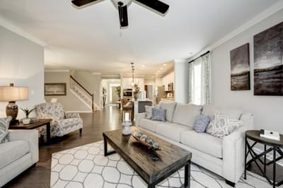 Chesapeake Homes -  The Arietta Great Room
