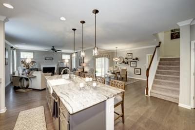 Chesapeake Homes -  The Arietta Kitchen