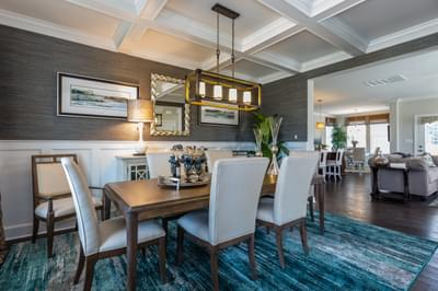 Chesapeake Homes -  The Aria Dining Room