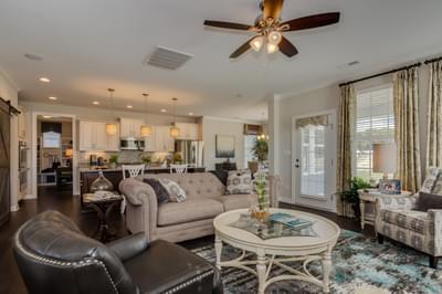 Chesapeake Homes -  The Aria Great Room
