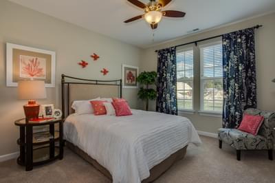 Chesapeake Homes -  The Aria Bedroom 4