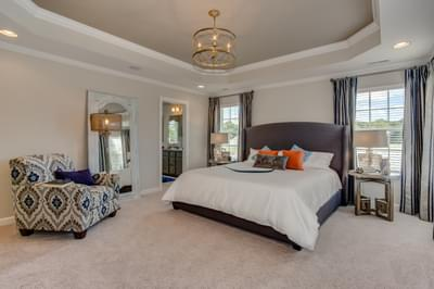 Chesapeake Homes -  The Aria Owner's Suite