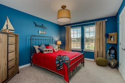 Chesapeake Homes -  The Aria Bedroom 2