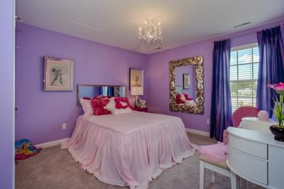 Chesapeake Homes -  The Aria Bedroom 3