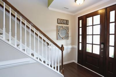 Chesapeake Homes -  The Concerto Foyer