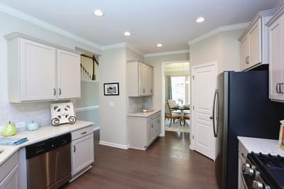 Chesapeake Homes -  The Concerto Kitchen