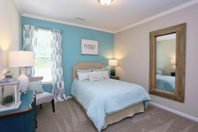 Chesapeake Homes -  The Concerto Bedroom 4