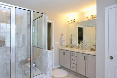 Chesapeake Homes -  The Concerto Owner's Bath