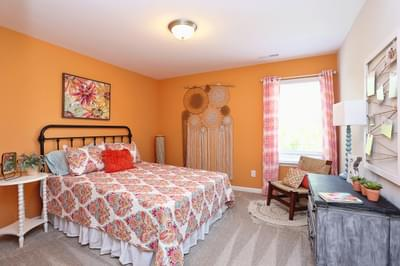 Chesapeake Homes -  The Concerto Bedroom 3