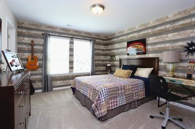 Chesapeake Homes -  The Concerto Bedroom 2