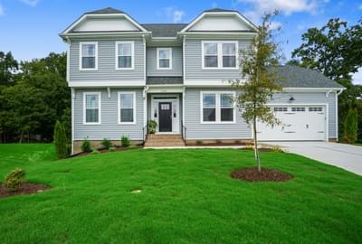 Chesapeake Homes -  The Rhapsody Basement