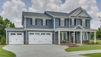 Chesapeake Homes -  The Harmony The Harmony Elevation G