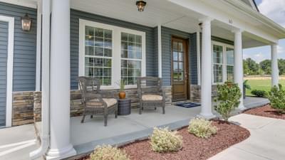 Chesapeake Homes -  The Harmony Exterior