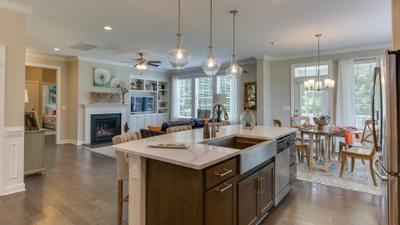 Chesapeake Homes -  The Harmony Kitchen