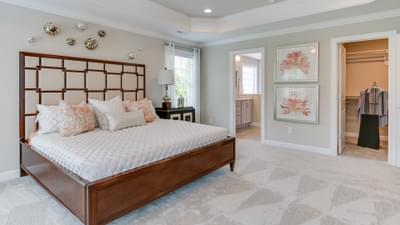 Chesapeake Homes -  The Harmony Owner's Suite