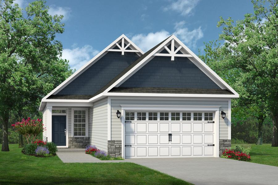 Chesapeake Homes -  The Orchid