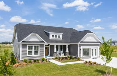 Chesapeake Homes -  The Gables
