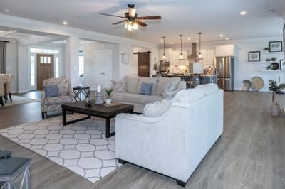 Chesapeake Homes -  The Iris