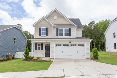 Chesapeake Homes -  The Hickory