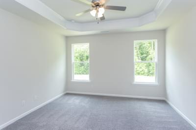 Chesapeake Homes -  740 Hackberry Way, Longs, SC 29568 Owners Suite