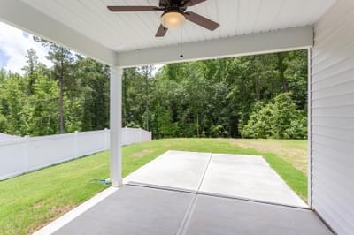 Chesapeake Homes -  740 Hackberry Way, Longs, SC 29568 Covered Patio